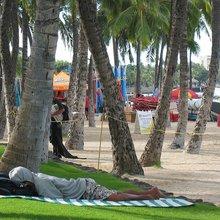 Hawaii: Blue skies, sandy beaches and a rising tide of homelessness | Al Jazeera America