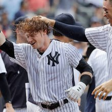 Yankees Rookie Clint Frazier Confident As Ever After Walk-Off Heroics