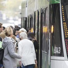 Privacy audit over Vic tram app checks
