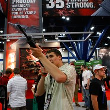 Wall Street's Big Guns: Why Cerberus Sticks With Its Firearms