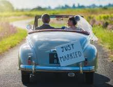 MSN.com: 13 Vintage Cars You Can Rent for Your Wedding