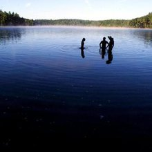 Walden Pond's ups and downs - The Boston Globe