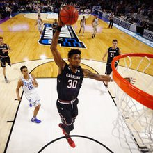 From Gabon to The Garden: Chris Silva and South Carolina headed to Sweet 16