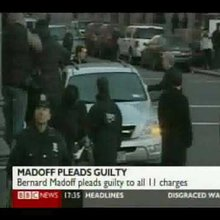 Jeffrey Robinson on Bernard Madoff for the BBC