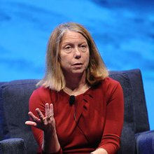 """Was *New York Times* Editor Jill Abramson Fired for Being Too """"Pushy""""?"""