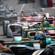FIA Formula E electric racing comes to Brooklyn
