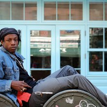 Brooklyn rapper Joey Bada$$ won't forget where he came from