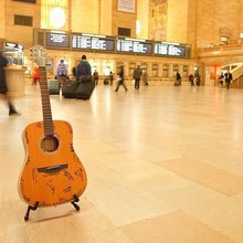 Acoustic Guitar Project Aims to Fill the World With Song