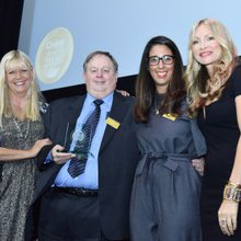 Shipmonk voted best blogger at Cruise International Awards