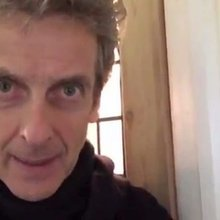 'Doctor Who' Peter Capaldi sends heartwarming message to grieving fan
