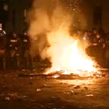 Why Pumpkin Fest riots are not like Ferguson