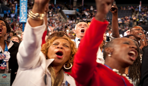 Doing Business With The DNC: Some Black-owned Charlotte Companies See Con...