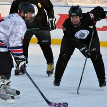 None Tougher: Missing Limbs Don't Stop Veterans From Playing Hockey For USA Warriors
