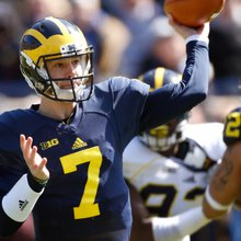 Shane Morris Leads Michigan's Quarterback Competition, Welcomes More Challengers