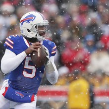 The Bills need to stick with Tyrod Taylor