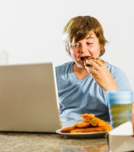 Social Media Is the Next Intervention for Childhood Obesity