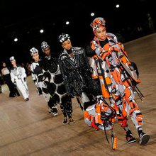 Marc Jacobs closes New York Fashion Week echoing Arabian Nights