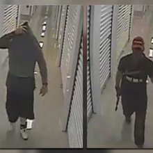 Suspect wearing ankle monitor, accomplice sought in Oak Hill burglaries