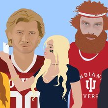 If Big 10 schools were characters in Game of Thrones
