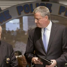 NYPD not getting funds in de Blasio budget is just politics