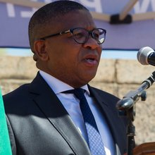 Mbalula's Six-Point Plan: Much talk but little action as cops on the ground clueless about it