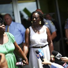 Survivors' grace led to SC's lowering of Confederate flag