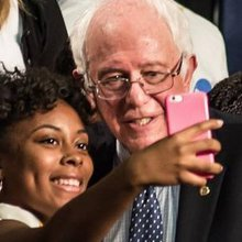 Bernie Sanders tests presidential appeal with students, African-Americans at Benedict College