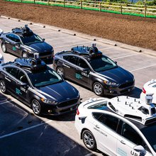 Robotaxis like Uber's could slash fares by 80 percent, UBS study says