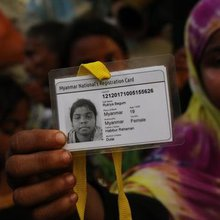Error in Rohingya registration 'may risk their future'
