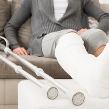 How To (Literally) Balance It All: Being A Mom On Crutches