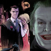 The Joker's Real Name Has Been Revealed In Batman: White Knight Comic