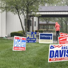 County turnout of 9.82% 'unfortunate' | Local Stories | Journal Gazette