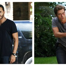 'Graceland' Stars Daniel Sunjata and Aaron Tveit Talk 'Sin Eating' and Season 3
