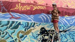 Banksy meets Jacques Cousteau: can art inspire a social movement?   Global Ideas   DW.COM   24.11...