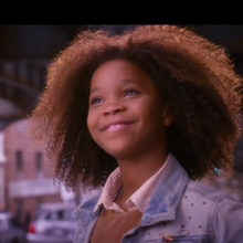 Don't tell my kid the 'real' Annie is white