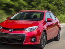 Road Test: 2014 Toyota Corolla