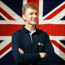 First official British astronaut, Tim Peake, heading to space in 2015