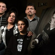 Football could not save Chris Jacquemain and Tyler Campbell from painkiller addiction