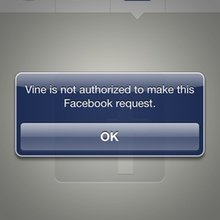 Screw The Mission Statement, Facebook Cuts Connections With Twitter's Vine, Yandex & Voxer