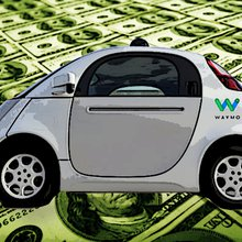 Google Has Spent Over $1.1 Billion on Self-Driving Tech