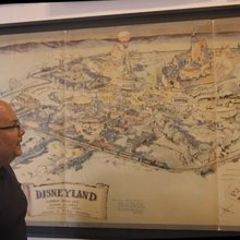 Walt's First Disneyland Map - CNN Video