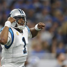 NFL Thursday Night Football: Chance of showers in Charlotte as Panthers host the Eagles