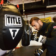 Boxing: Nader Jayousi wants to lead a Palestinian program in the 2020 Olympics