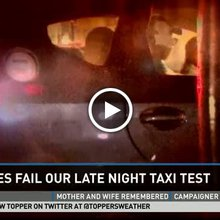 Washington DC taxicabs: 20 tested, all 20 fail WUSA9 undercover overnight sting