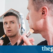 Makeup for men: will blokes ever go big for bronzer?