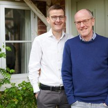 Relative Values: the schools minister, Nick Gibb, and his husband, Michael Simmonds