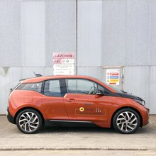 BMW i3: in electric company