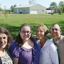 Surviving the storm: Ten years after 2003 tornado, family recalls being in the middle of storm