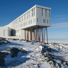 Fogo Island Inn: Canada's Top Winter Getaway #canada #newfoundland - North American Traveller
