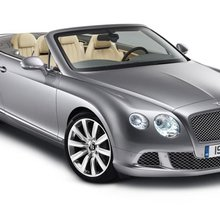 Bentley Continental GTC | Exclusive First Look